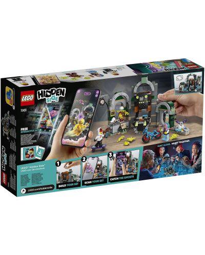 Конструктор Lego Hidden Side - Метрото в Нюбъри (70430) - 2