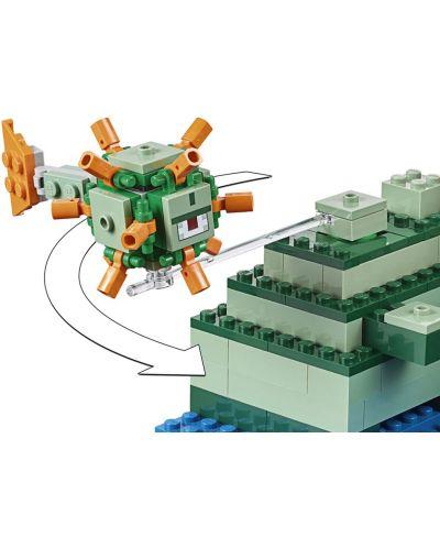 Конструктор Lego Minecraft - Океански монумент (21136) - 6