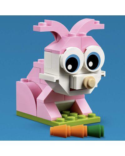 Конструктор Lego Classic - Тухлички и очи (11003) - 5
