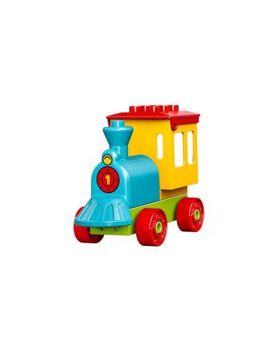 Конструктор Lego Duplo - Влакът на числата (10847) - 3