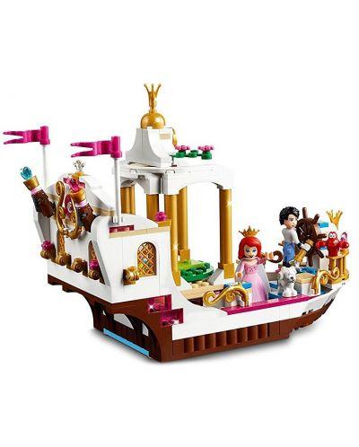Конструктор Lego Disney Princess - Кралската лодка за празненства на Ариел (41153) - 4