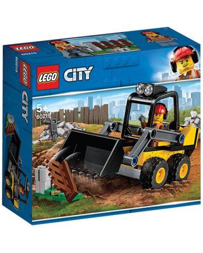 Конструктор Lego City - Строителен товарач (60219) - 7
