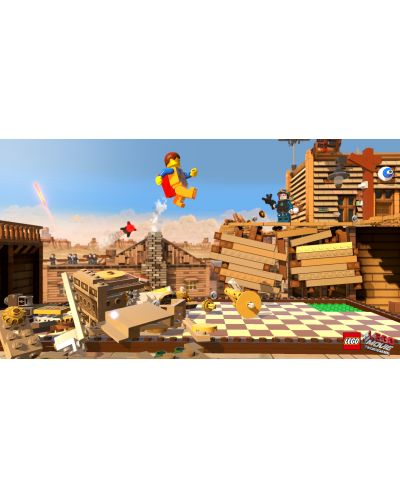 LEGO Movie: The Videogame (PS4) - 6