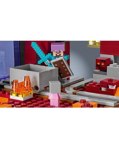 Конструктор Lego Minecraft - Портал към Ада (21143) - 3