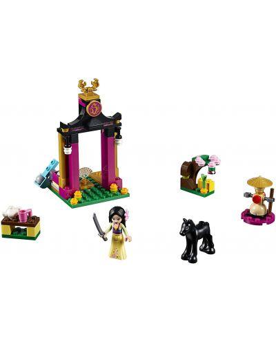 Конструктор Lego Disney Princess - Тренировката на Мулан (41151) - 8