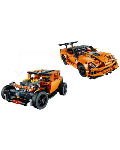 Конструктор Lego Technic - Chevrolet Corvette ZR1 (42093) - 1