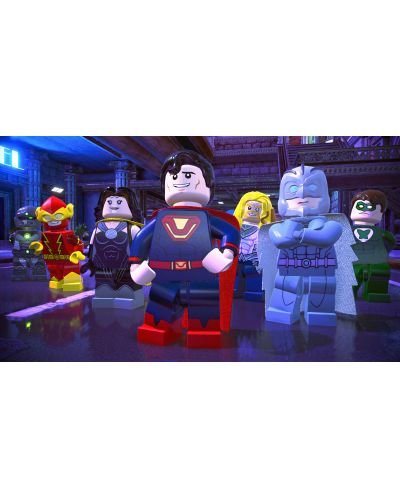 LEGO DC Super-Villains (Xbox One) - 6