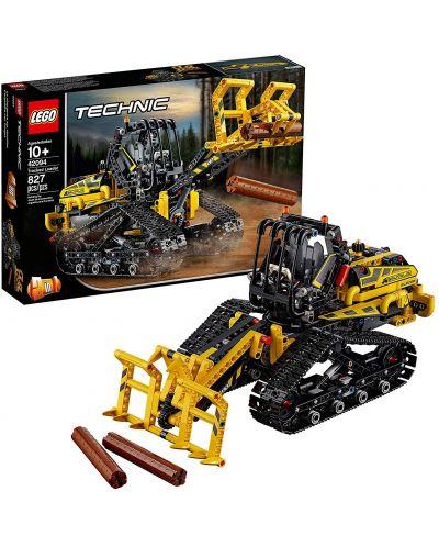 Конструктор Lego Technic - Верижен товарач (42094) - 9