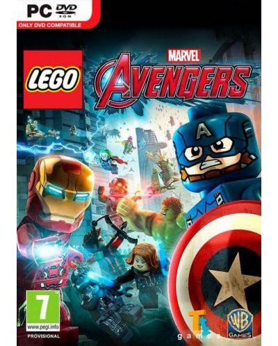 LEGO Marvel's Avengers (PC) - 1