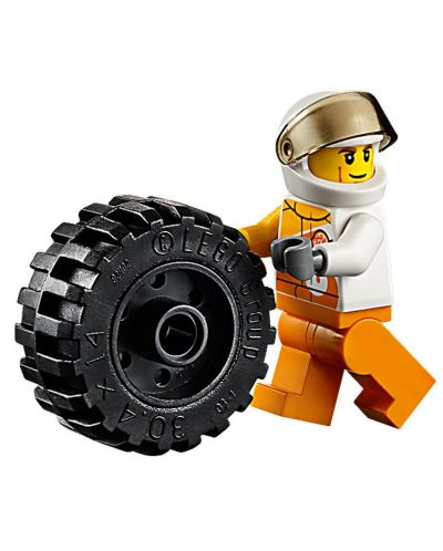 Конструктор Lego City - Кола за пустинно рали (60218) - 7