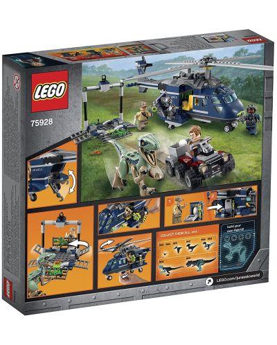 Конструктор Lego Jurassic World - Преследване с хеликоптер (75928) - 3