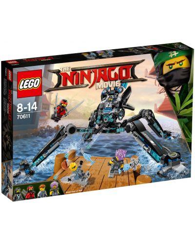 Конструктор Lego Ninjago - Водомерка (70611) - 1