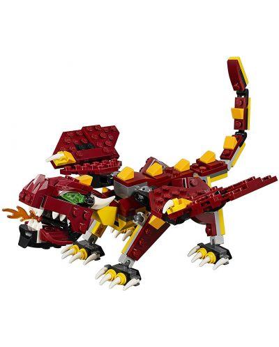 Конструктор Lego Creator - Митични същества (31073) - 5