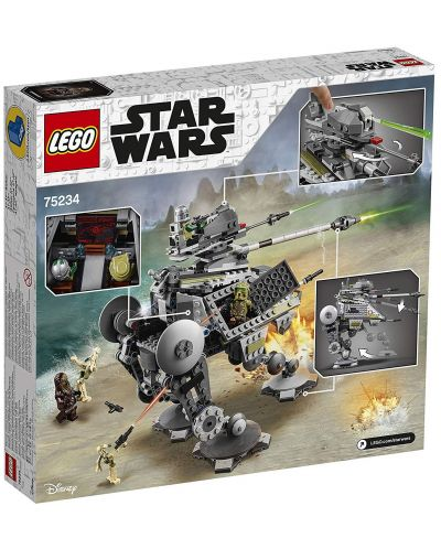 Конструктор Lego Star Wars - AT-AP Walker (75234) - 9