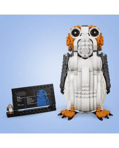 Конструктор Lego Star Wars - Porg (75230) - 5