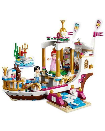 Конструктор Lego Disney Princess - Кралската лодка за празненства на Ариел (41153) - 8