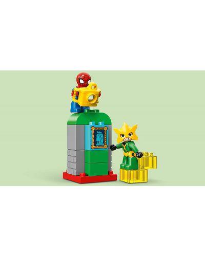 Конструктор Lego Duplo - Spider-Man срещу Electro (10893) - 8