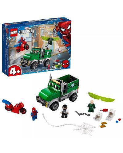 Конструктор Lego Marvel Super Heroes - Обир на камион с Vulture (76147) - 3