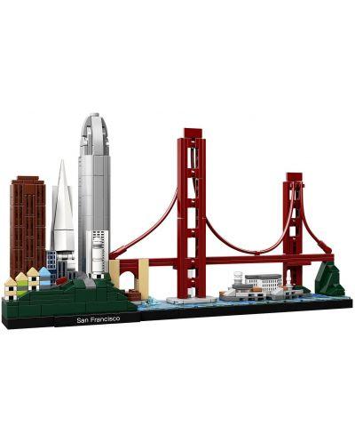 Конструктор Lego Architecture - Сан Франциско (21043) - 3
