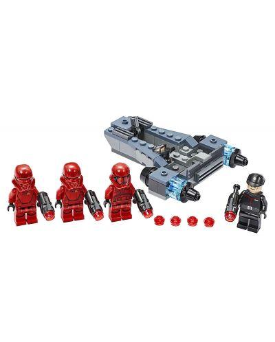 Конструктор Lego Star Wars - Боен пакет Sith Troopers (75266) - 2