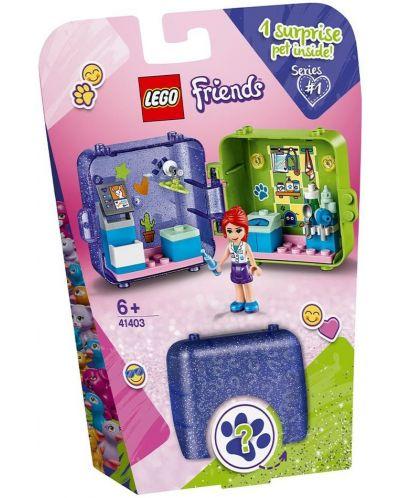 Конструктор Lego Friends - Кубът за игра на Mia (41403) - 1