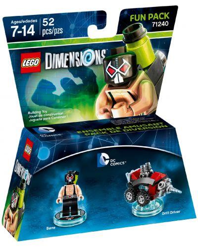 Конструктор Lego Dimensions - Bane & Drill Driver - 1