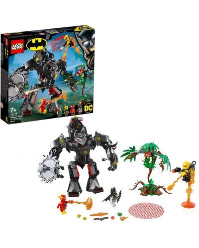 Конструктор Lego DC Super Heroes - Batman Mech vs. Poison Ivy Mech (76117) - 8