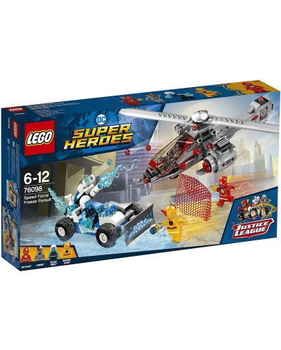 Конструктор Lego Super Heroes - Speed Force Freeze Pursuit (76098) - 1
