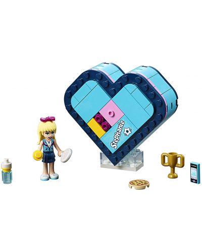 Конструктор Lego Friends - Кутията с форма на сърце на Stephanie (41356) - 9