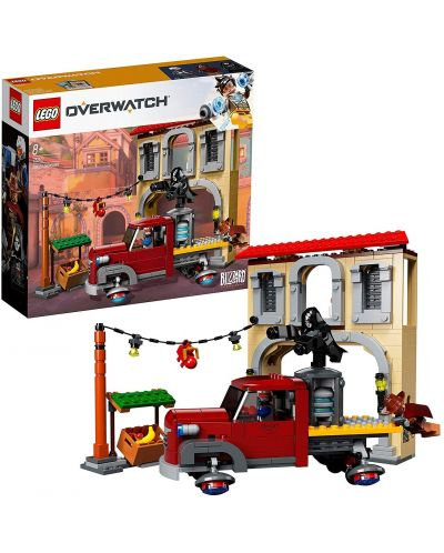 Конструктор Lego Overwatch - Dorado Showdown (75972) - 3