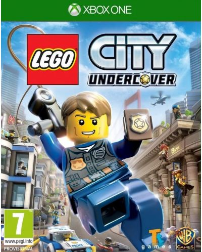 LEGO City Undercover (Xbox One) - 1