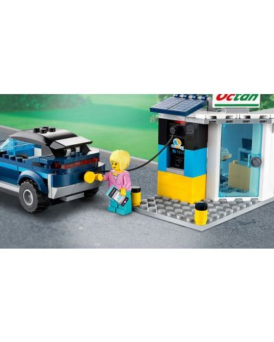 Конструктор Lego City Nitro Wheels - Сервизна станция (60257) - 9