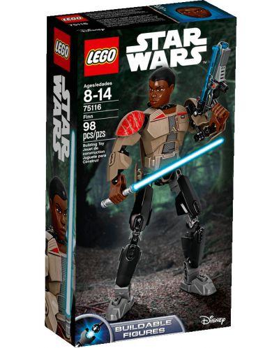 Конструктор Lego Star Wars - Финн (75116) - 1