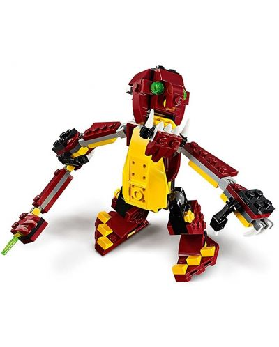 Конструктор Lego Creator - Митични същества (31073) - 3