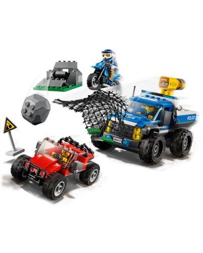 Конструктор Lego City - Преследване по черен път (60172) - 5