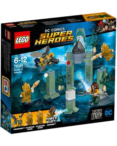 Конструктор Lego Super Heroes - Битката за Атлантида (76085) - 1