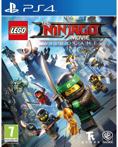 The Ninjago Movie Videogame