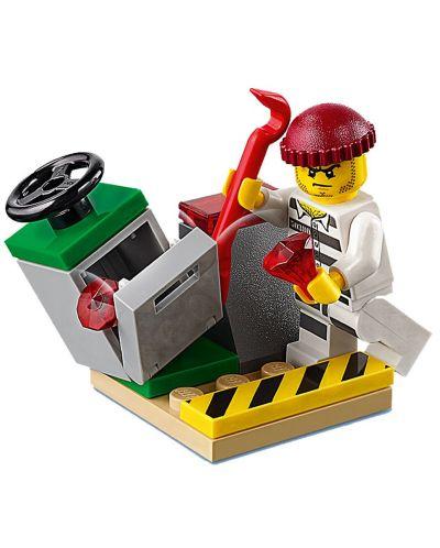 Конструктор Lego City - Полиция в небето, реактивен патрул (60206) - 1