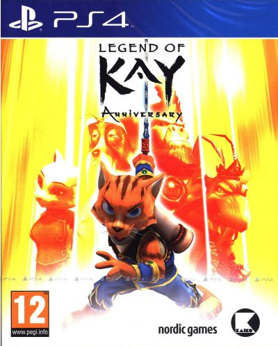 Legend of Kay (PS4) - 1