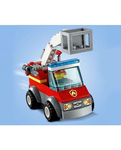 Конструктор Lego City - Изгарящо барбекю (60212) - 5