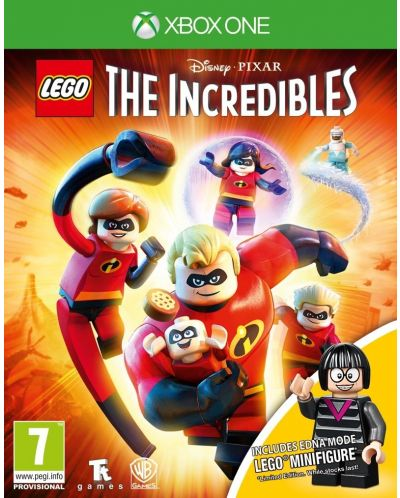 LEGO The Incredibles Toy Edition (Xbox One) - 1