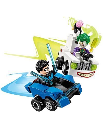 Конструктор Lego Super Heroes - Mighty Micros: Nightwing™ vs. The Joker™ (76093) - 6