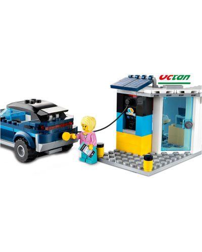 Конструктор Lego City Nitro Wheels - Сервизна станция (60257) - 6