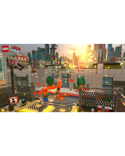 LEGO Movie: The Videogame (PS4) - 9