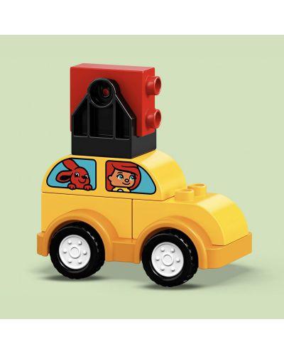 Конструктор Lego Duplo - Моите първи автомобилни творения (10886) - 6