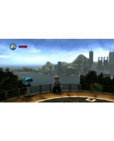 LEGO City Undercover (PS4) - 5