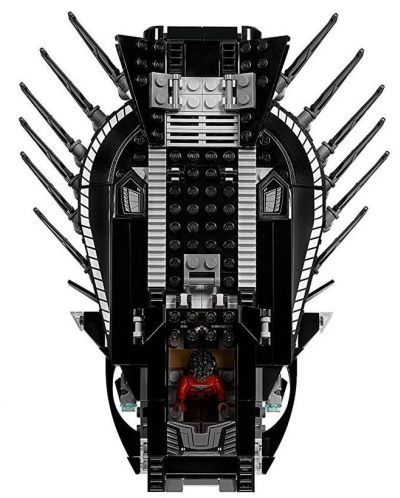 Конструктор Lego Super Heroes - Royal Talon Fighter Attack (76100) - 6