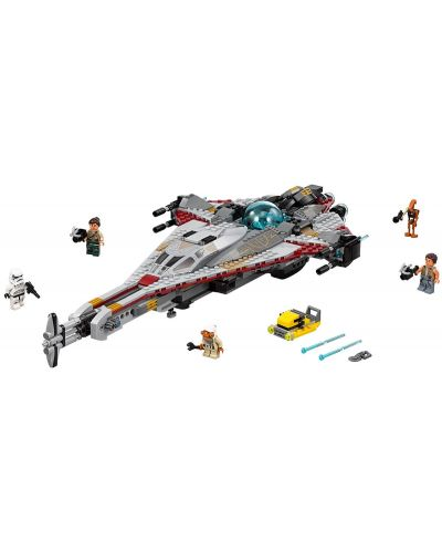 Конструктор Lego Star Wars - Стрелата (75186) - 3