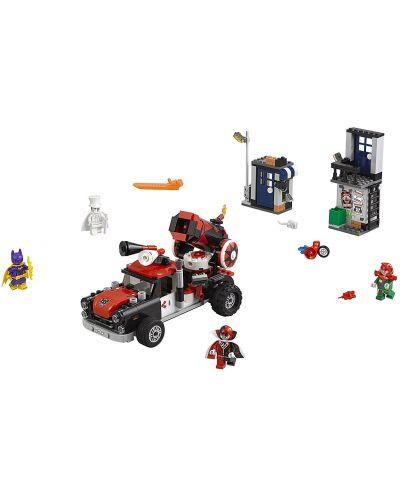 Конструктор Lego Batman Movie - Харли Куин – нападение с гюлета (70921) - 6