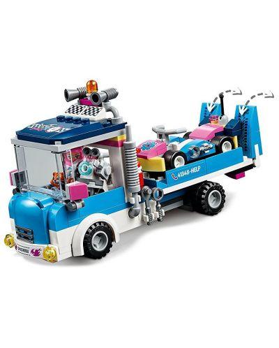 Конструктор Lego Friends - Камион за обслужване (41348) - 6